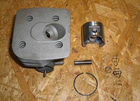 Cylindersats Husqvarna 343F, 343FR, 343R röjsågar