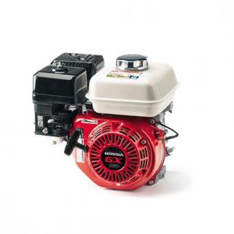 Honda GX160 OHV motor 20mm vevaxel