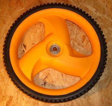 Hjul Partner gräsklippare bakhjul