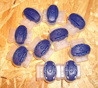 10-pack skarvkontakt robotgräsklippare