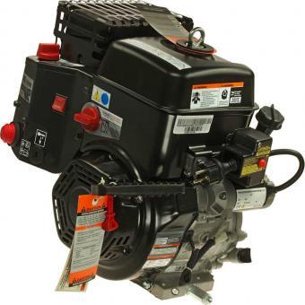 Snömotor, motor snöslungor 8,5HK startmotor