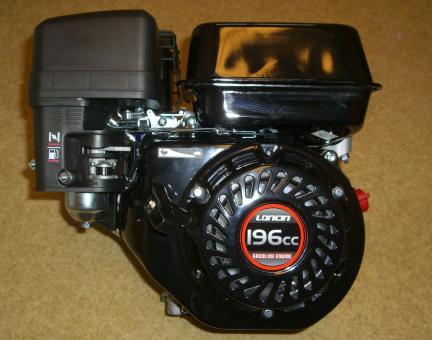 Loncin G200F 4 takts motor 20mm vevaxel