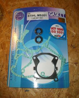 Packningssats Stihl MS201, MS201T motorsågar