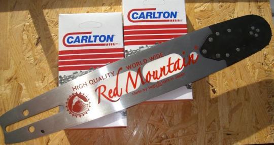 13tum Sugihara light svärd + 2 Oregon sågkedjor Husqvarna, Jonsered motorsågar